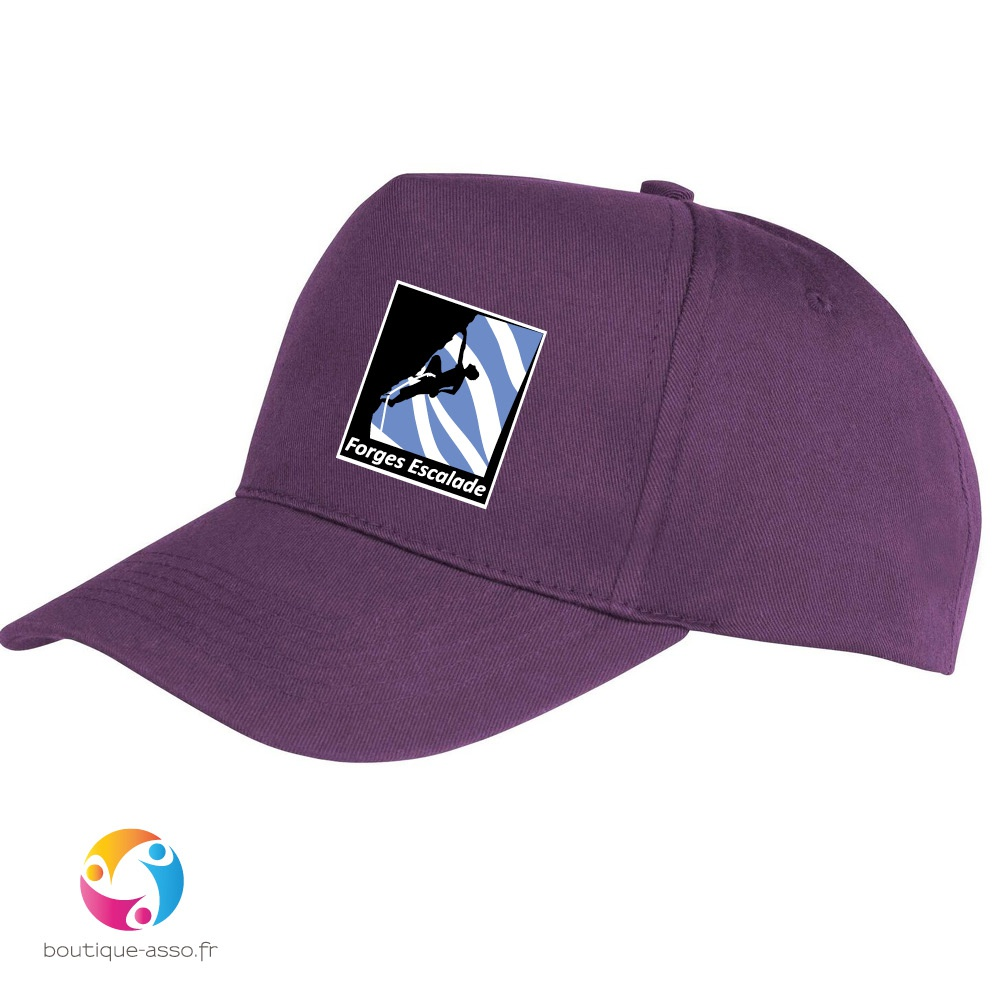 CASQUETTE ADULTE - Forgescalade